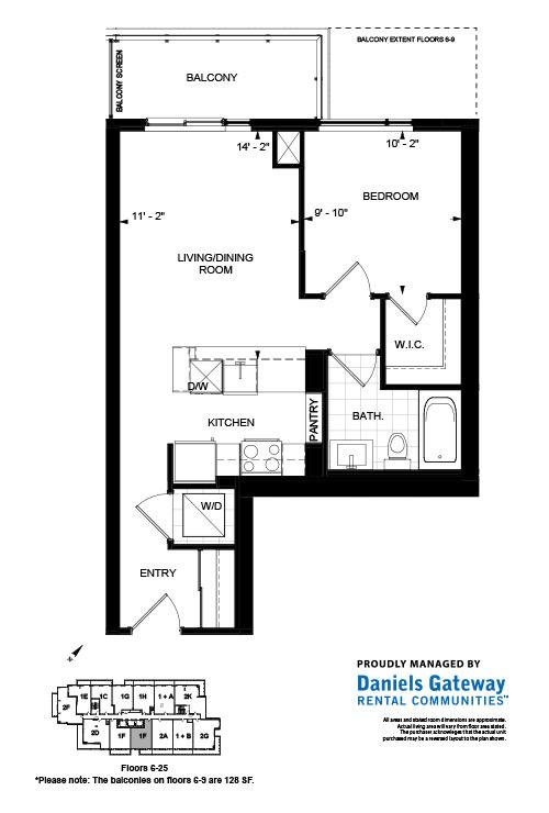 The Beam Floorplan