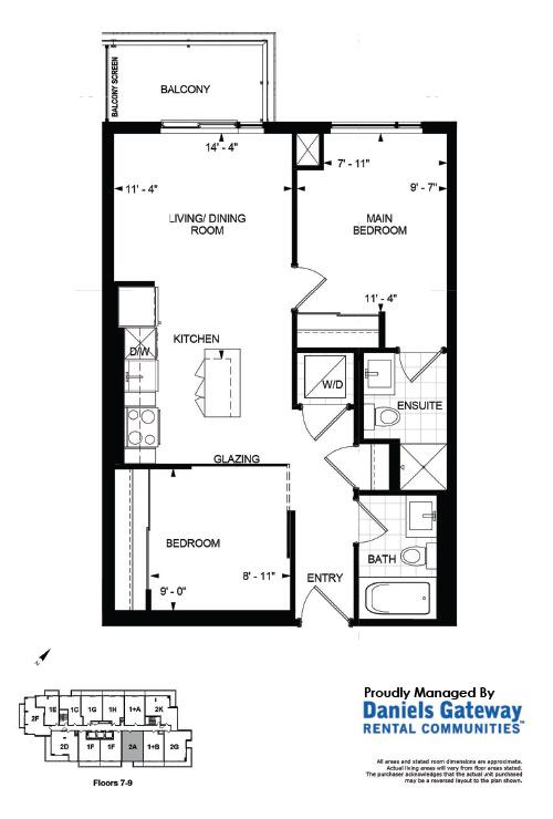 The Joy Floorplan