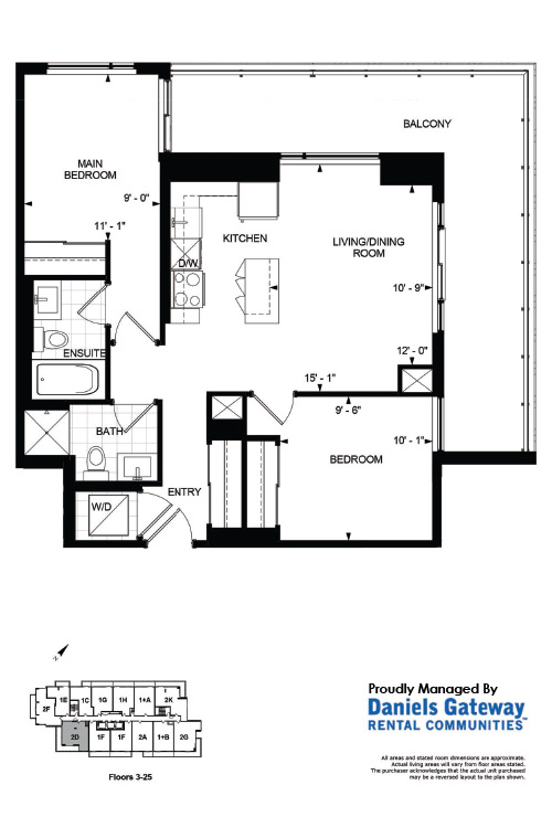 The Sky Floorplan